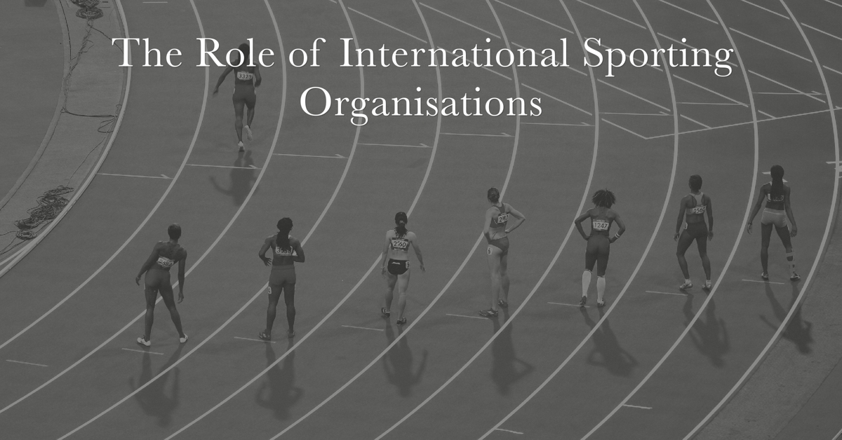 the role of international organisations in In this respect the role of international organization in the process of integration  and democratization of balkan countries is a difficult job too the research.