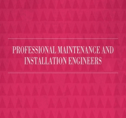 Maintenance Engineers | Installation Engineers