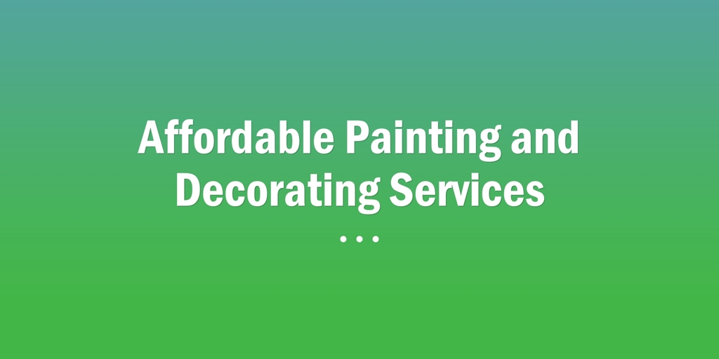 Affordable Painting and Decorating Services Tuart Hill Painters and Decorators Tuart Hill