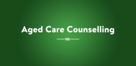 Aged Care Counselling Robina