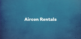 Aircon Rentals dallas