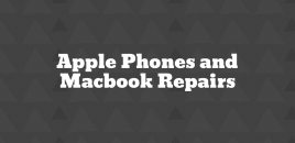 Apple Phones and Macbook Repairs Perth