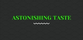 Astonishing Taste brookfield