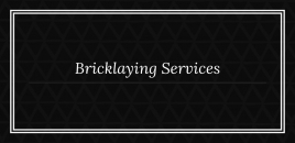 Bricklaying Services Coogee Coogee