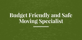 Budget Friendly and Safe Moving Specialist Oxenford