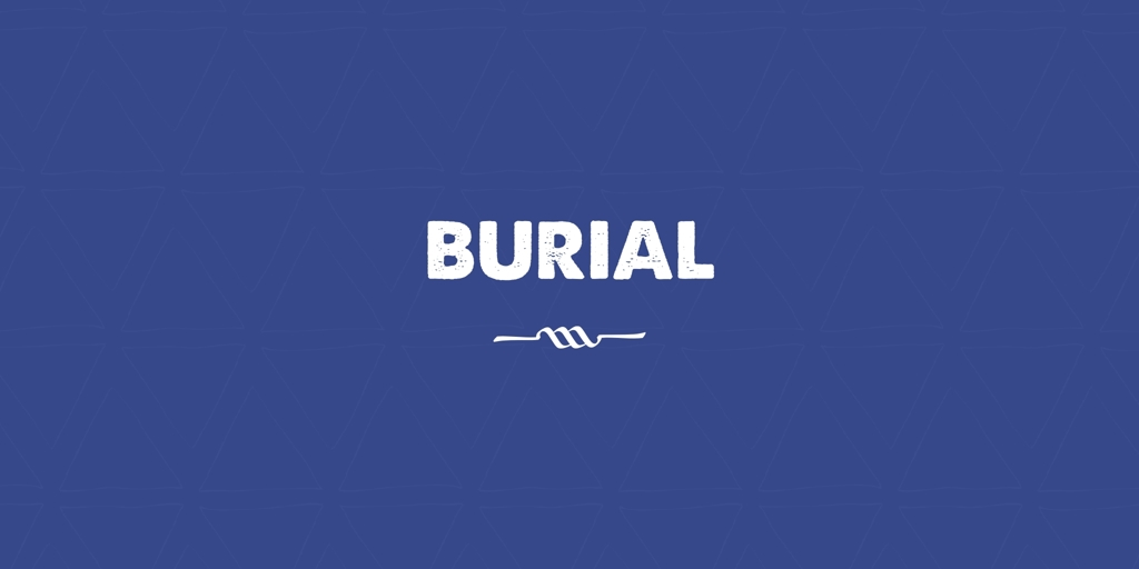 Burial Newtown