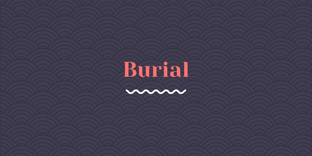 Burial Rozelle