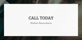 Call Today | Kitchen Renovations Wilson Wilson