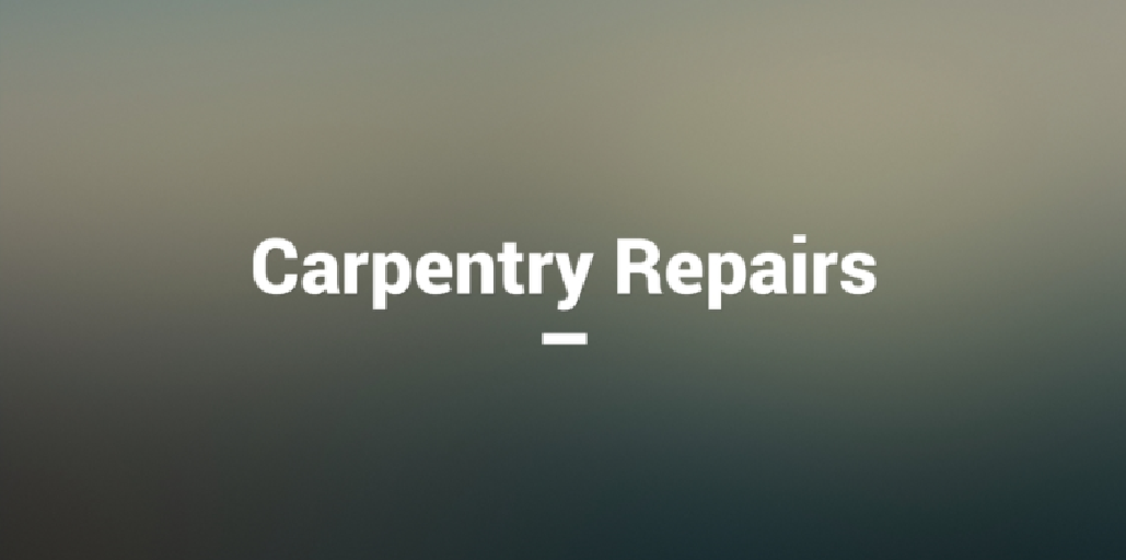Carpentry Repairs Belmore