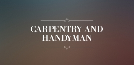 Carpentry and Handyman Services Willoughby Willoughby