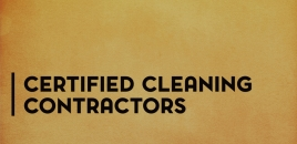 Certified Cleaning Contractors Newcastle