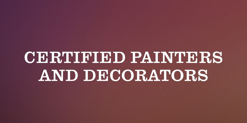 Certified Painters and Decorators Bardon Painters and Decorators Bardon