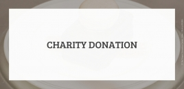 Charity Donation | Rosebery Charities Rosebery