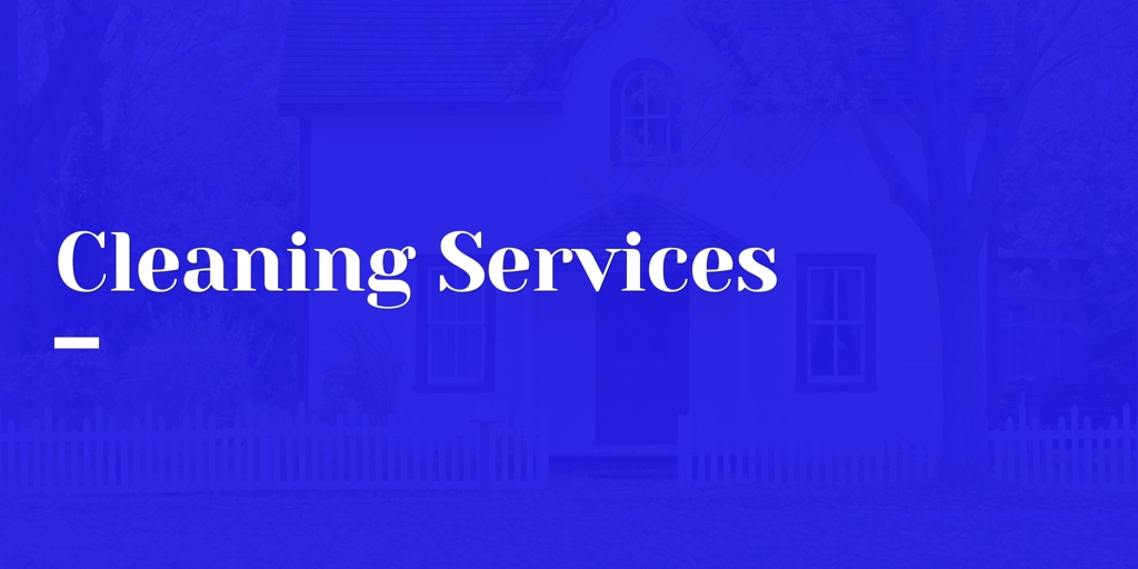 Cleaning Services Auburn