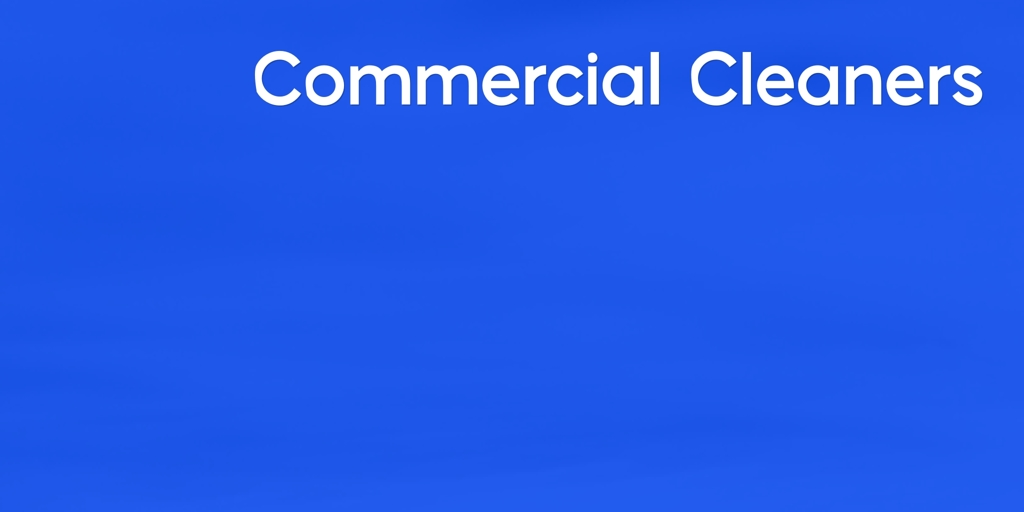 Commercial Cleaners in Treeby Treeby