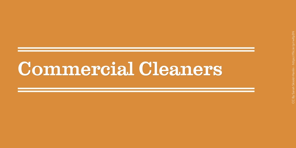 Commercial Cleaners in Newmarket Newmarket