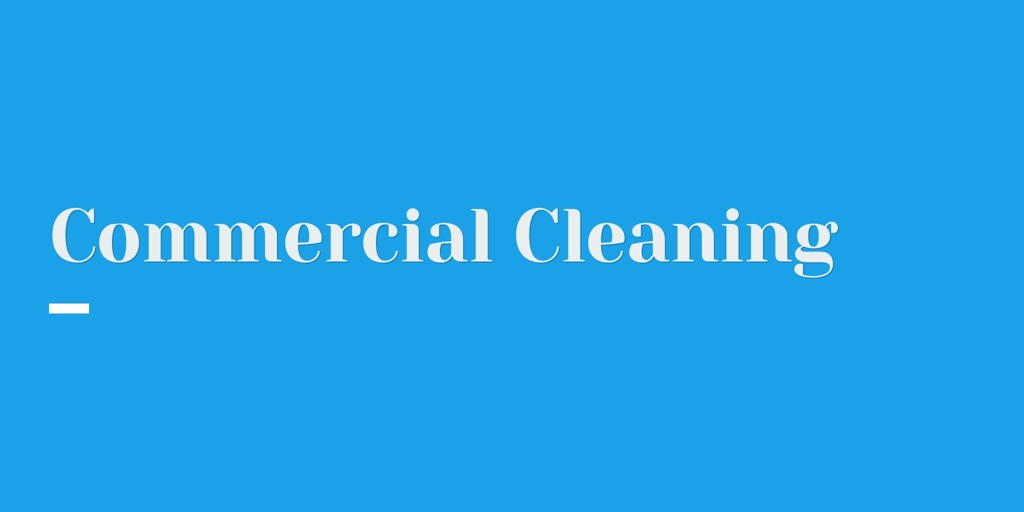 Commercial Cleaning Armidale