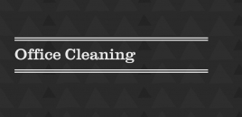 Commercial Office Cleaning Glendenning