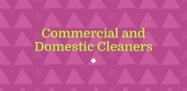 Commercial and Domestic Cleaners Macquarie Fields