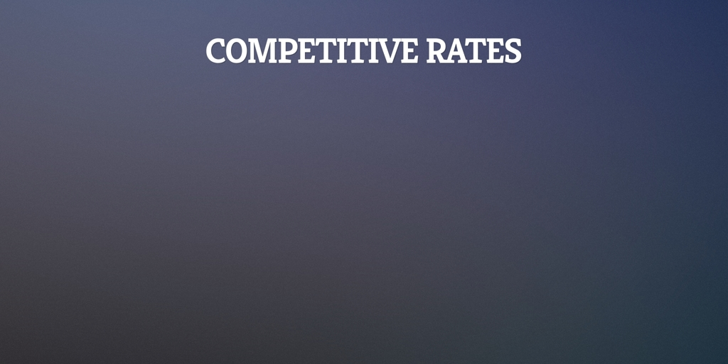 Competitive Rates Canterbury