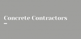 Concrete Contractors and Services Gray Gray