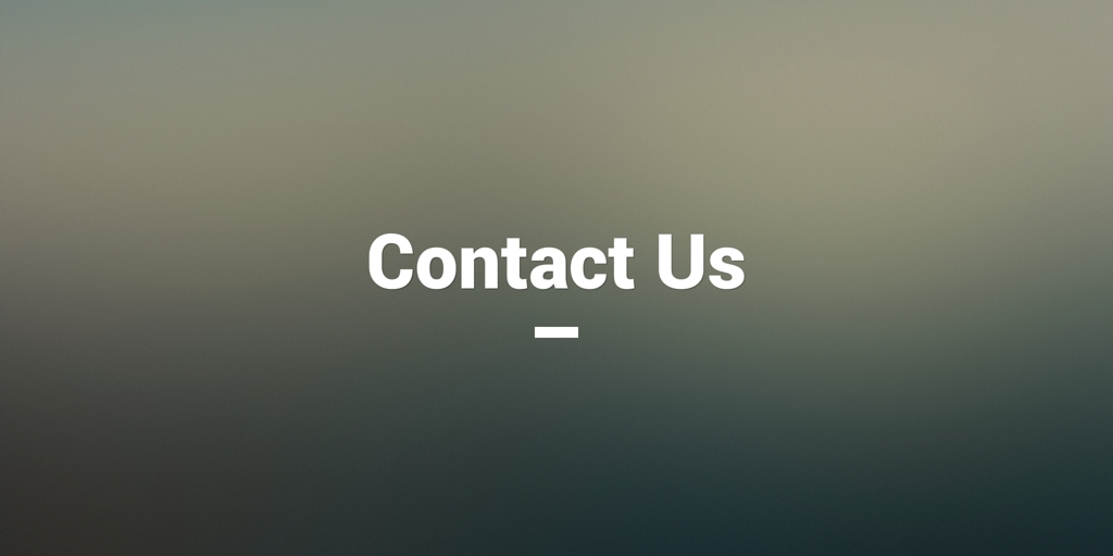 Contact Us Hawthorne