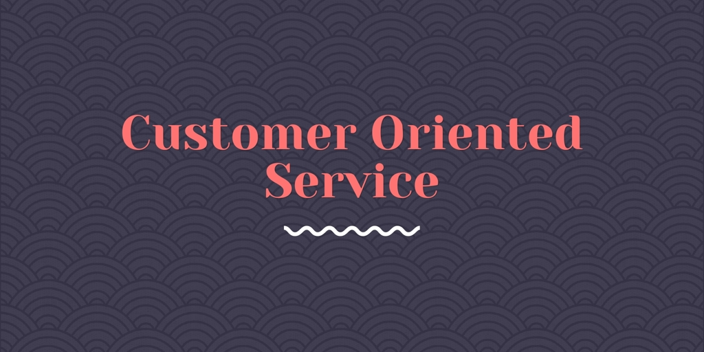 Customer Oriented Service Cannington