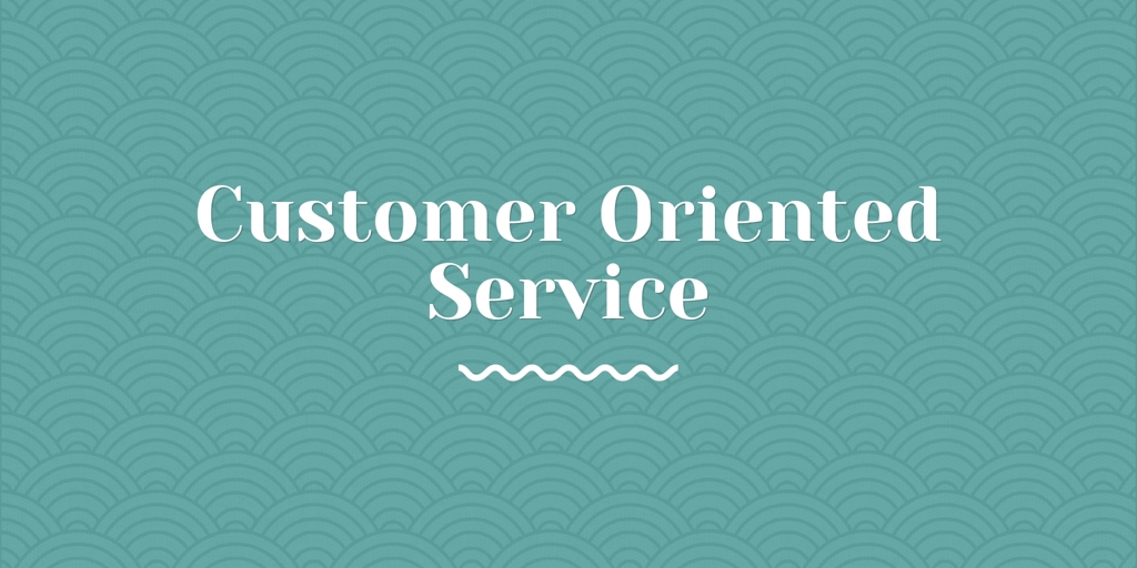 Customer Oriented Service Quakers Hill