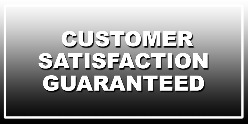 Customer Satisfaction Guaranteed ivanhoe
