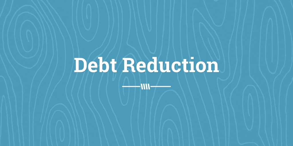 Debt Reduction merlynston