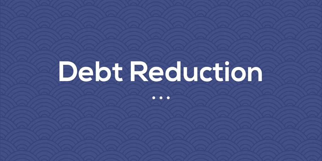 Debt Reduction kew