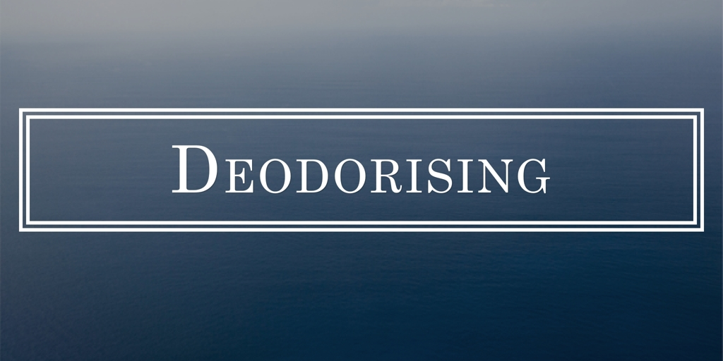Deodorising south coogee