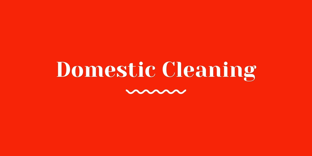 Domestic Cleaning Ashbury