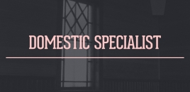 Domestic Specialist Pacific Pines