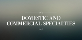 Domestic and Commercial Specialties Floreat Floreat