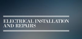 Electrical Installation and Repairs Macquarie Fields Macquarie Fields