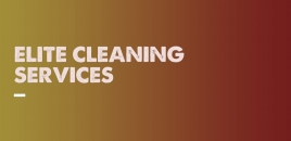 Elite Cleaning Services burnley