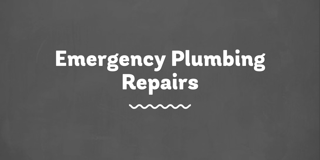 Emergency Plumbing Repairs Joondanna