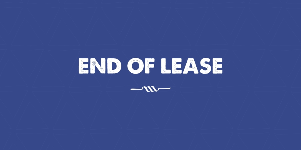 End of Lease Burwood