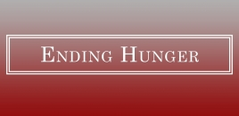 Ending Hunger | Canberra International Aid Organizations Canberra