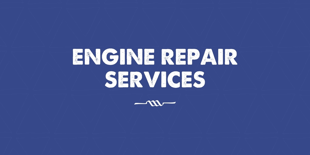 Engine Repair Services Northam