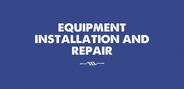 Equipment Installation and Repair mosman