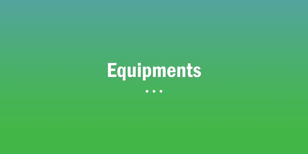 Equipments Broadview
