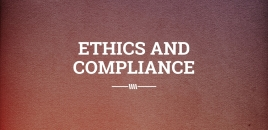 Ethics and Compliance Crawley