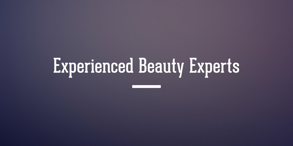 Experienced Beauty Experts Adelaide