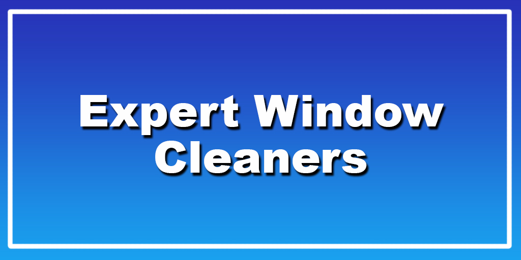Expert Window Cleaners Canberra