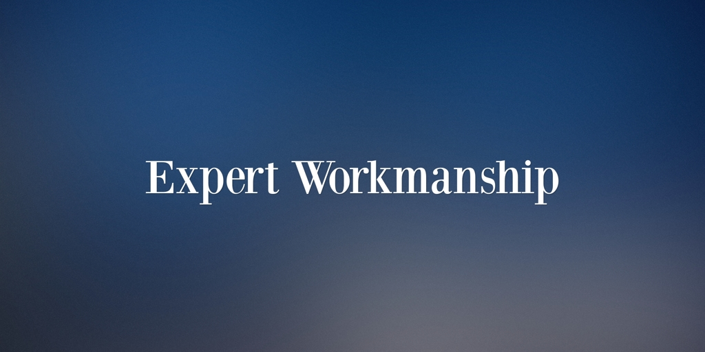 Expert Workmanship Marrickville