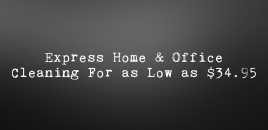 Express Home and Office Cleaning For As Low As $34.95 Campsie