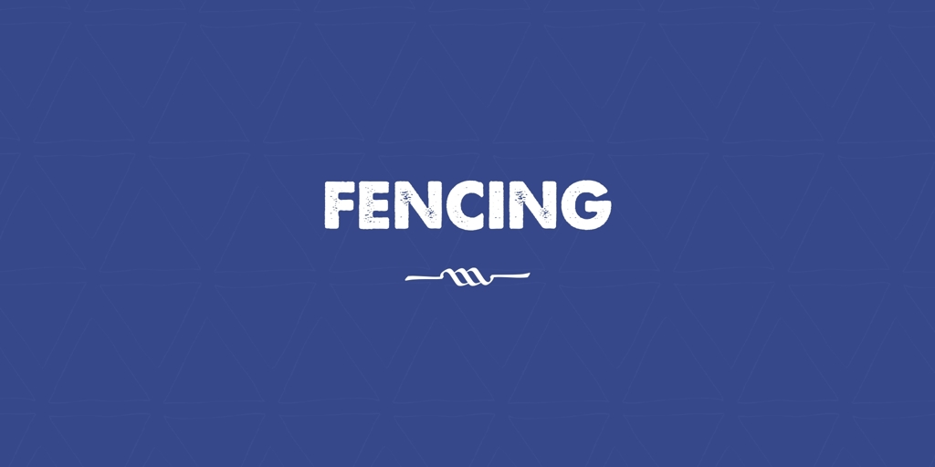 Fencing South Lismore