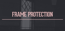 Frame Protection | Window Cleaners Pacific Pines Pacific Pines